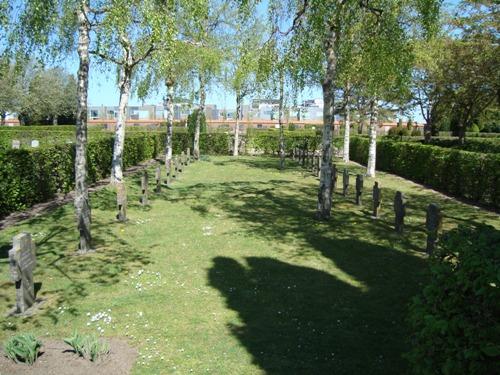Duitse Oorlogsgraven Helsingborg