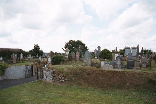 Oorlogsgraven van het Gemenebest Blaris Old Burial Ground