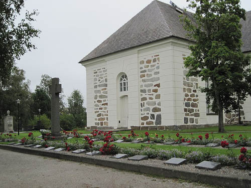 Finse Oorlogsgraven Pietarsaari