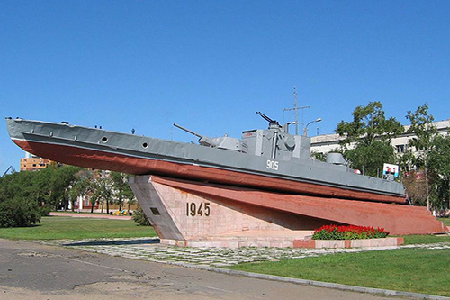 Armoured Boat BK-302 Project 1125