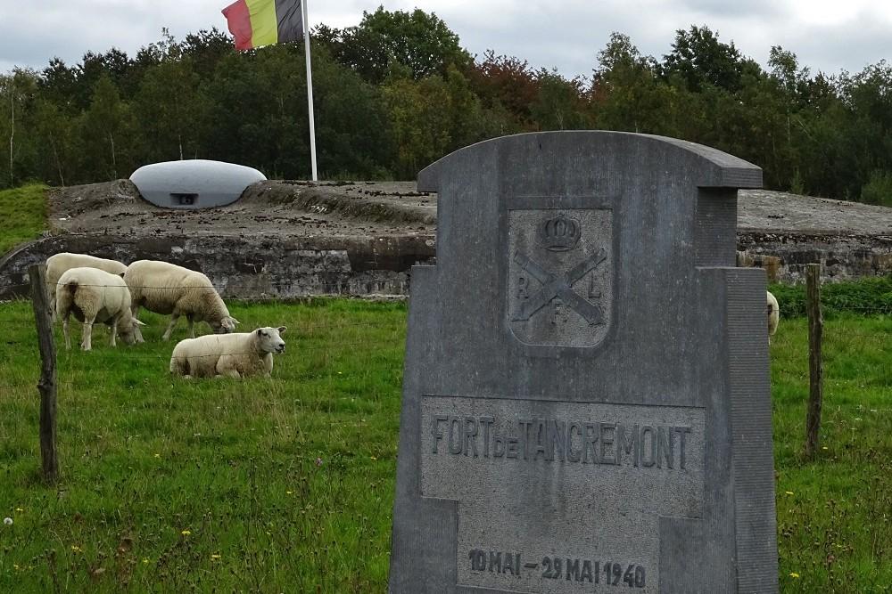 Monument Fort de Tancrémont-Pepinster