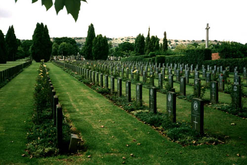 Polish War Graves Johannesburg