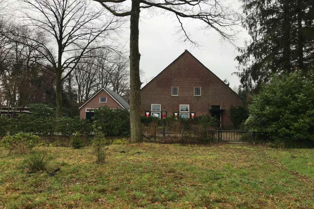 Personeelsgebouw 9 Fliegerhorst Twente