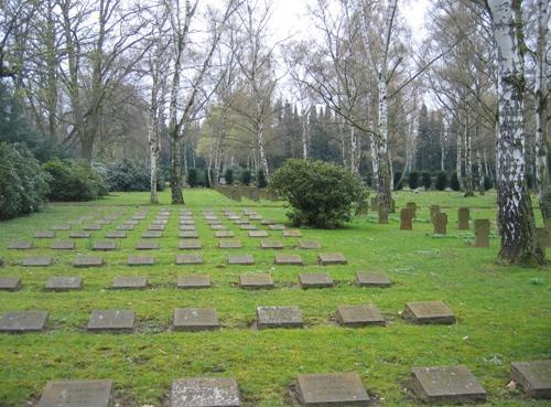 Sovjet Oorlogsgraven Bonn