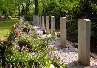 Commonwealth War Graves Vaassen