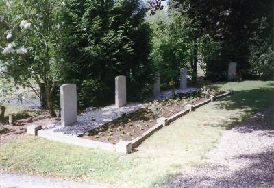 Oorlogsgraven van het Gemenebest Zwolle-Voorst