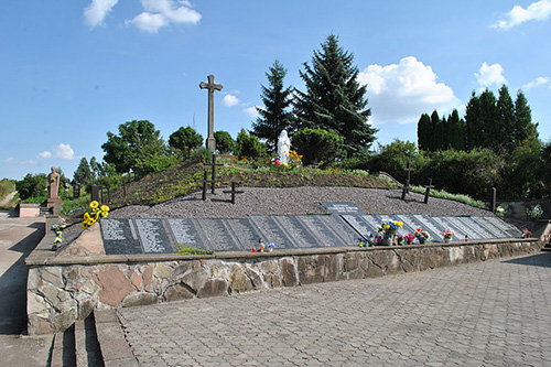Massagraf Slachtoffers NKVD