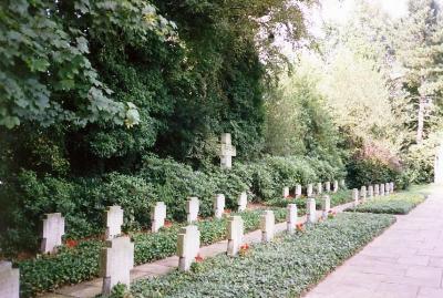 German War Graves Westerstede