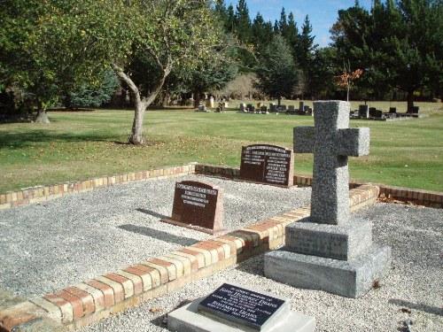 Oorlogsgraven van het Gemenebest South Malvern Cemetery