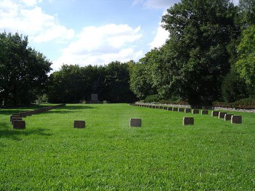 Soviet War Cemetery Gera