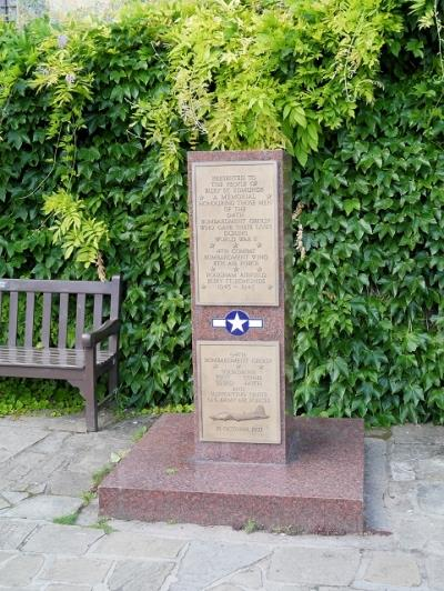 Monument USAAF 94th Bombardment Group