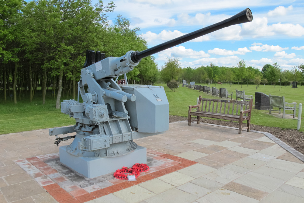 Defensively Equipped Merchant Ships Memorial