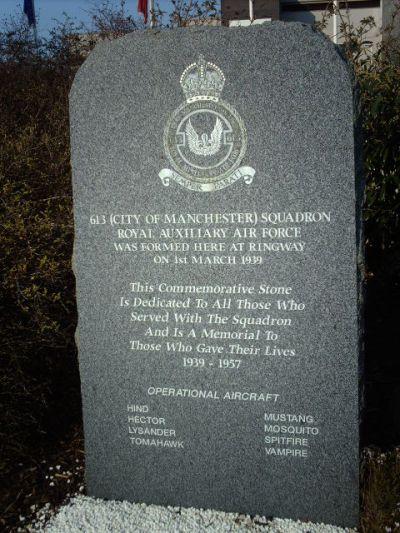 Memorial 613 Squadron