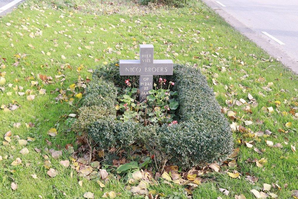 Monument Executie Nico Broers