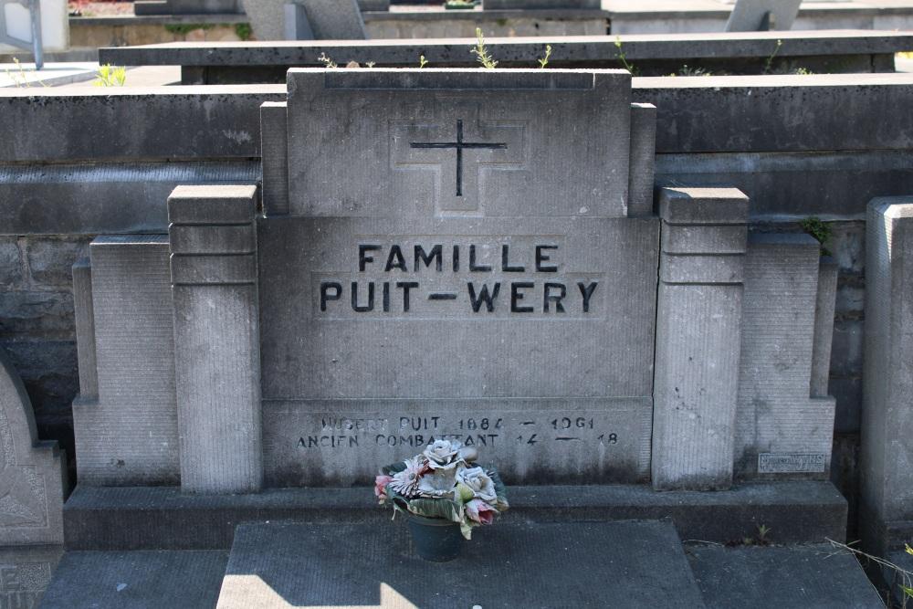 Veteran War Graves Waret-l'Évêque