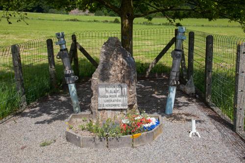 Memorial Lancaster DV396
