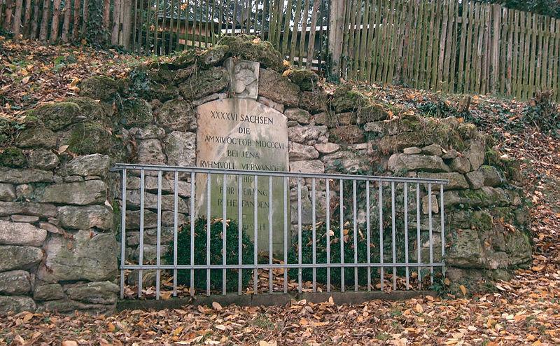 Mass Grave Saxon Soldiers
