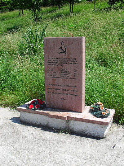 Monument Rode Leger 1945 Svaty Peter