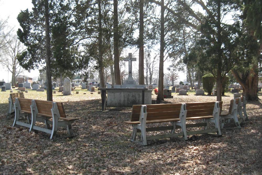 Amerikaanse Oorlogsgraven Mount Olivet Cemetery