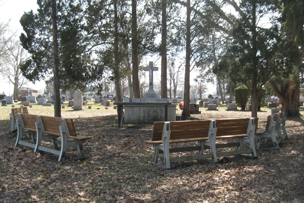 American War Graves Mount Olivet Cemetery