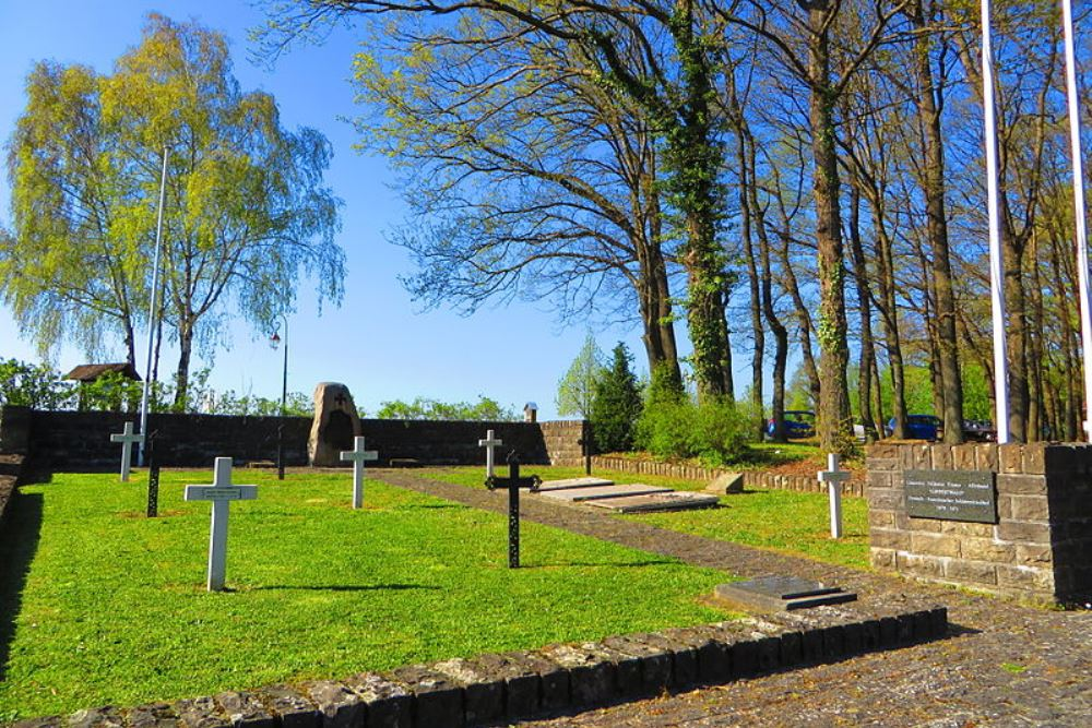 Franco-Prussian War Cemetery Giffertwald