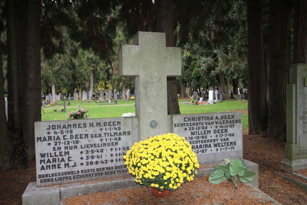 Nederlandse Oorlogsgraven Algemene Begraafplaats Maastricht