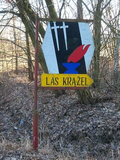 Begraafplaats Slachtoffers Nationaal-socialisme Las Krazel