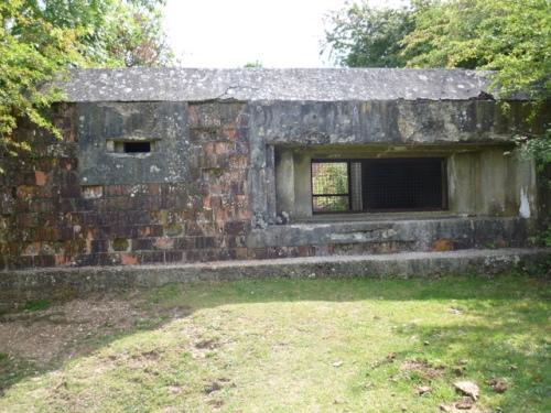 Bunker FW3/28A Dunmill Lock