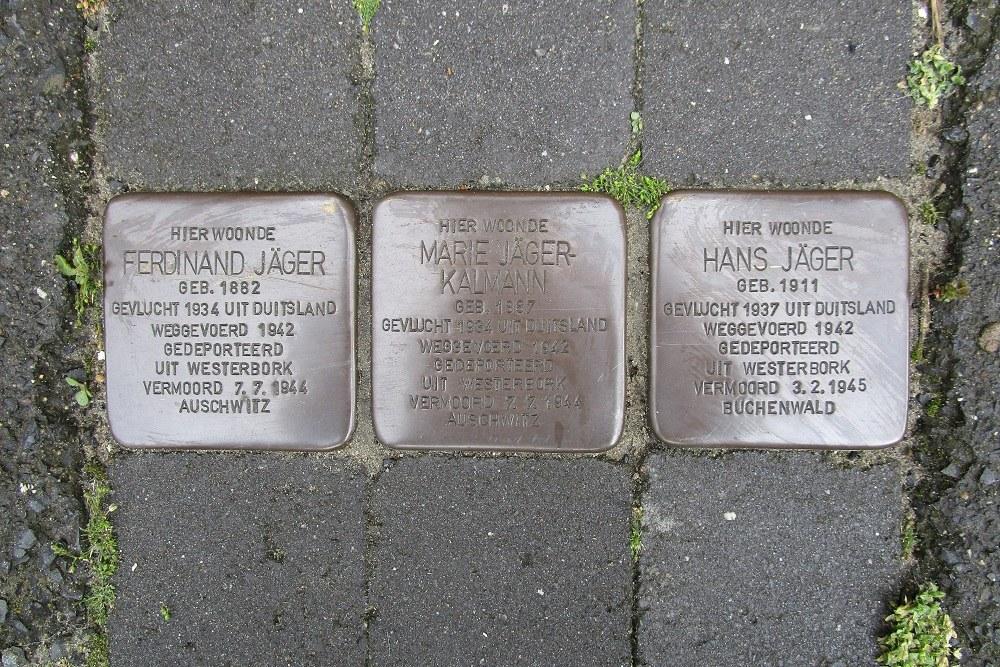 Remembrance Stones Beethovenstraat 7