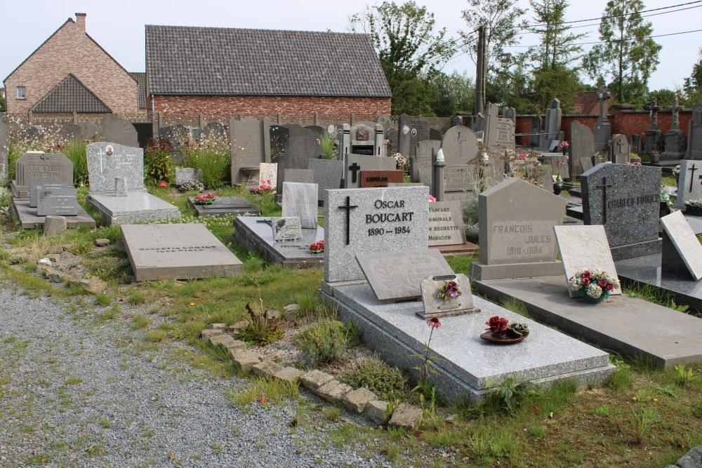 Veteran War Graves Thieulain
