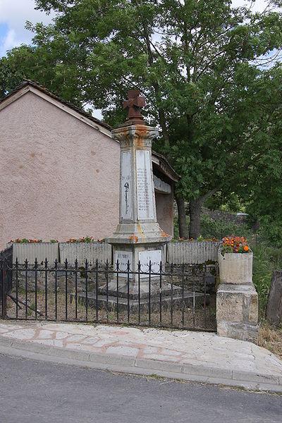 War Memorial Lanuéjols