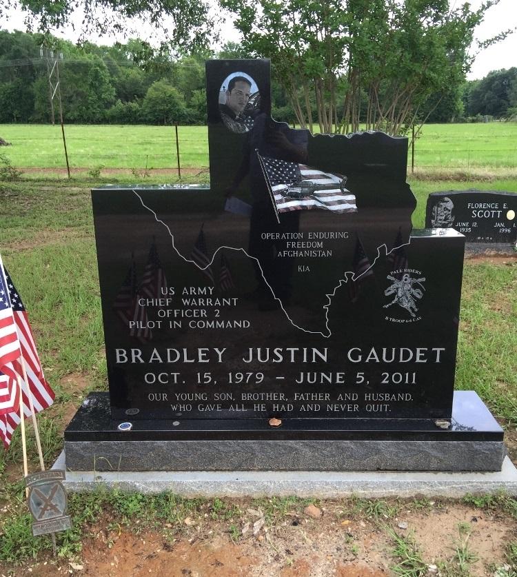 Amerikaans Oorlogsgraf Gladewater Memorial Park