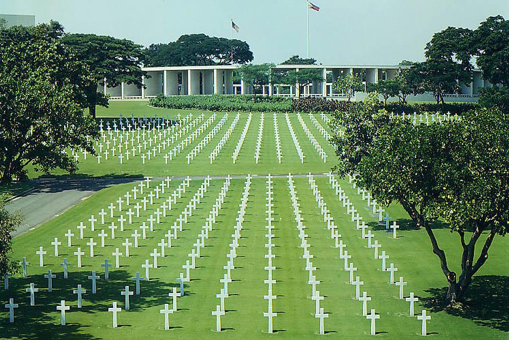 American Cemetery and Memorial Manila