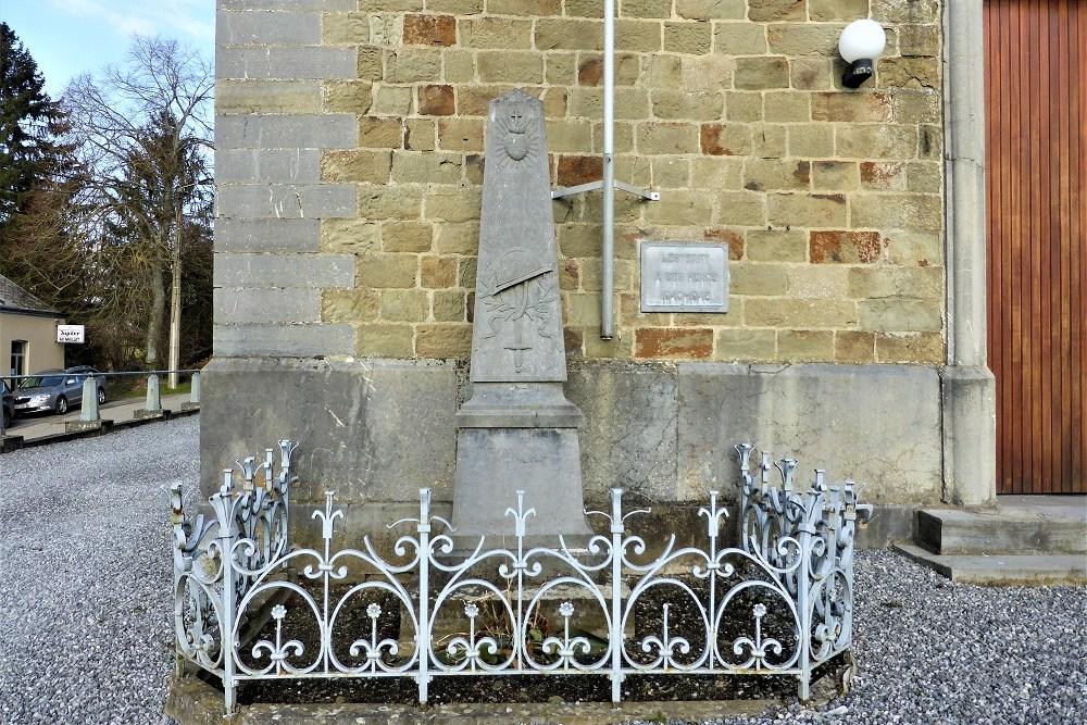 War Memorial Lesterny