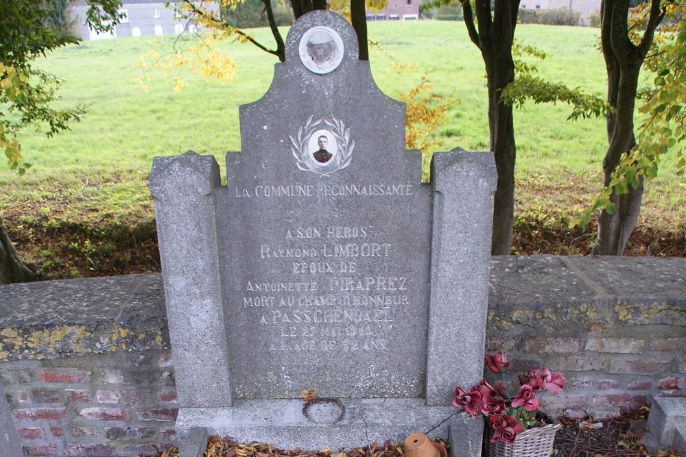 Belgisch Oorlogsgraf Hannêche