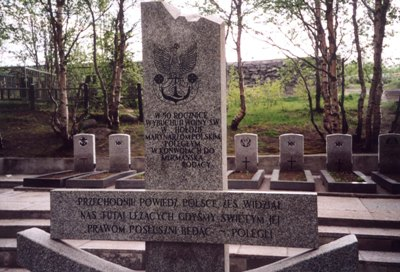 Commonwealth War Graves Murmansk
