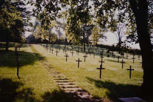 Duitse Oorlogsbegraafplaats Ville-devant-Chaumont
