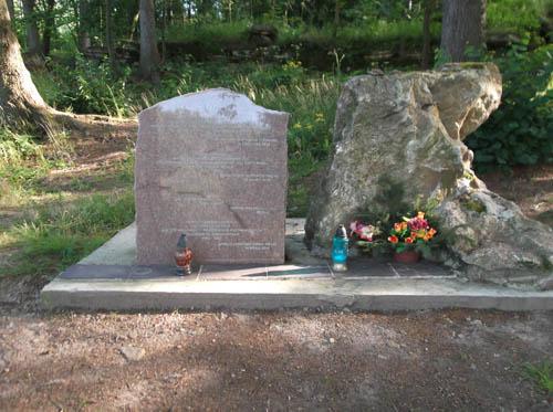 Monument Slachtoffers 'Groß-Rosen' Walim