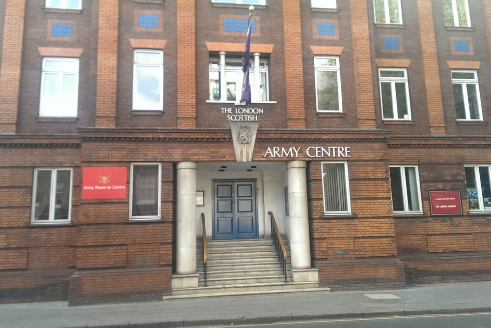 London Scottish Regiment Museum