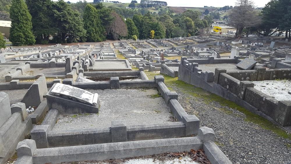 Commonwealth War Graves Devonport Public Cemetery