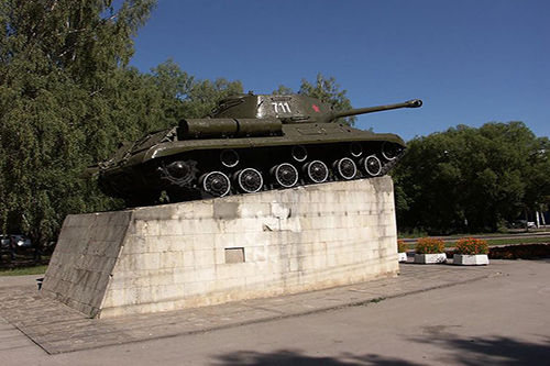 Liberation Memorial (IS-2 heavy Tank)