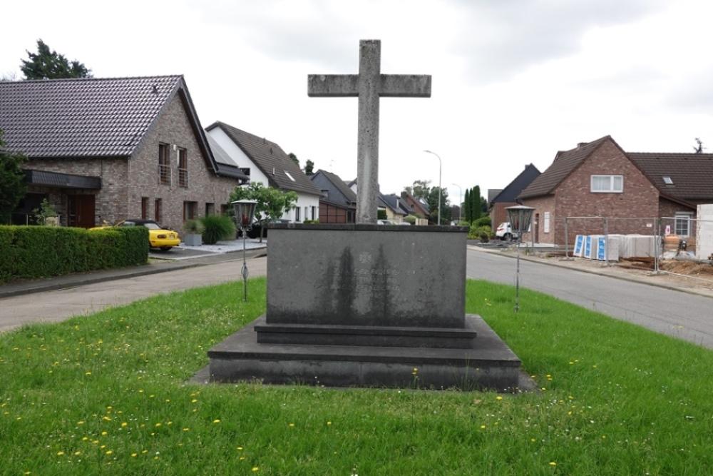 World War II Remembrance Cross Morsbach