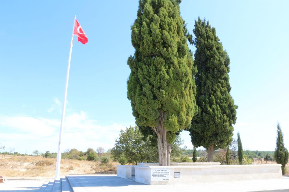 Turkish War Cemetery Alçitepe