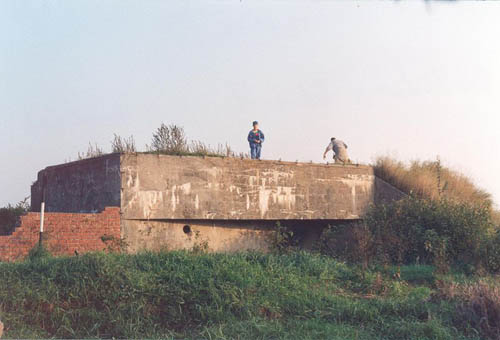Benešova Line - Heavy Casemate B-S 10