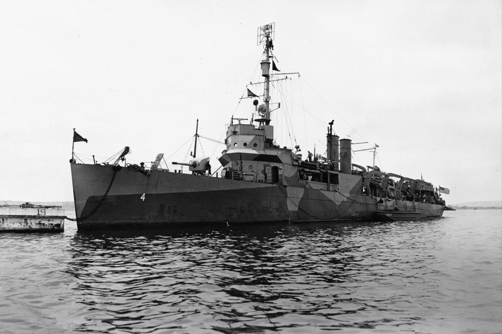 Scheepswrak USS Little (APD-4)