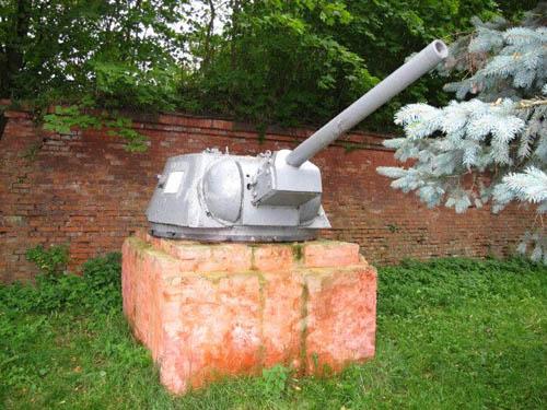 Gun Turret T-34/76 Baltiysk