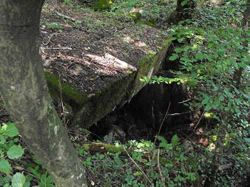 Arpad Line - Bunker
