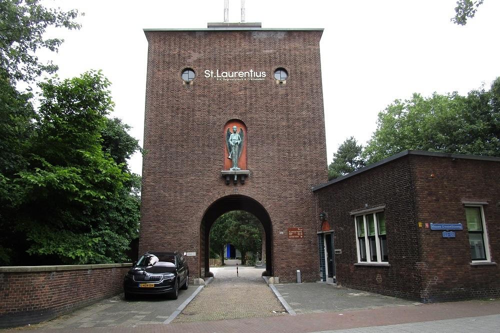 Dutch War Graves R.K. Begraafplaats St. Laurentius