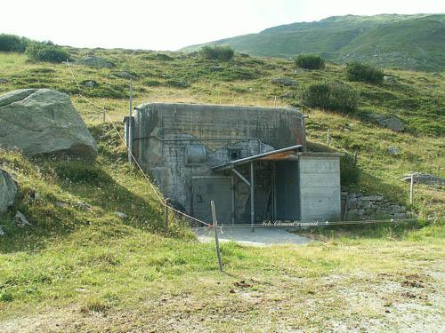 Artillery Fort 'Fuchsegg'