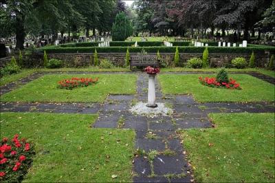 Remembrance Garden Civilian Casualties Birmingham